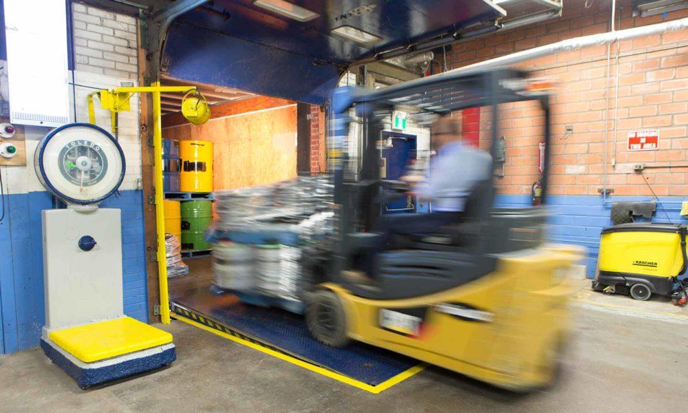 GPL Forklift