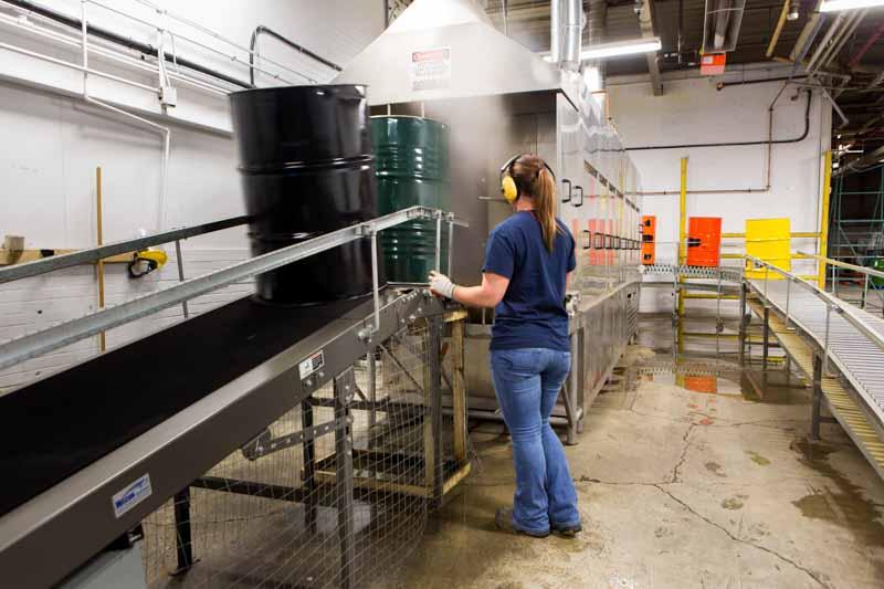 GPL Barrel Washer