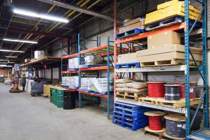 GPL Rack Storage