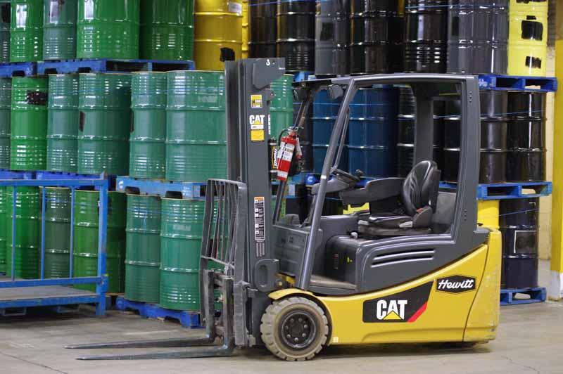 GPL Lift Truck